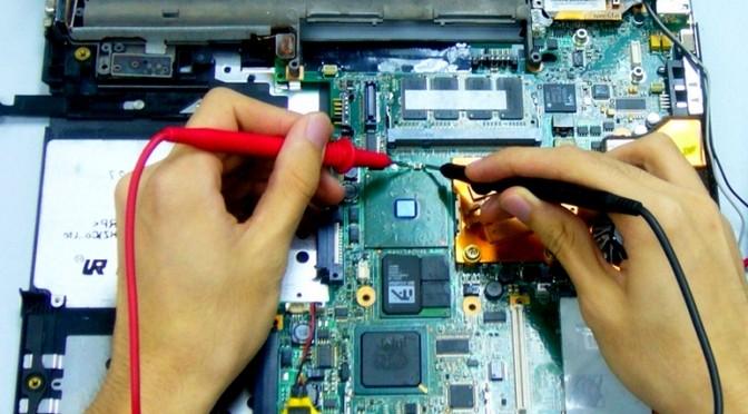 ремонт ноутбука Русановка